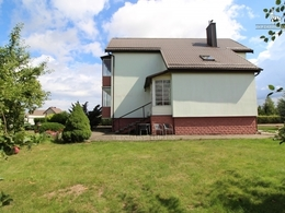 Parduodamas namas Kiemeliškių g., Trakų Vokėje, Vilniuje, 284 kv.m ploto, 0 aukštai
