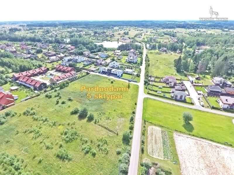 Parduodamas paskutinis sklypas Avižienių k., Baseino g. 15 arų ploto !!! - <strong>37 000 €
