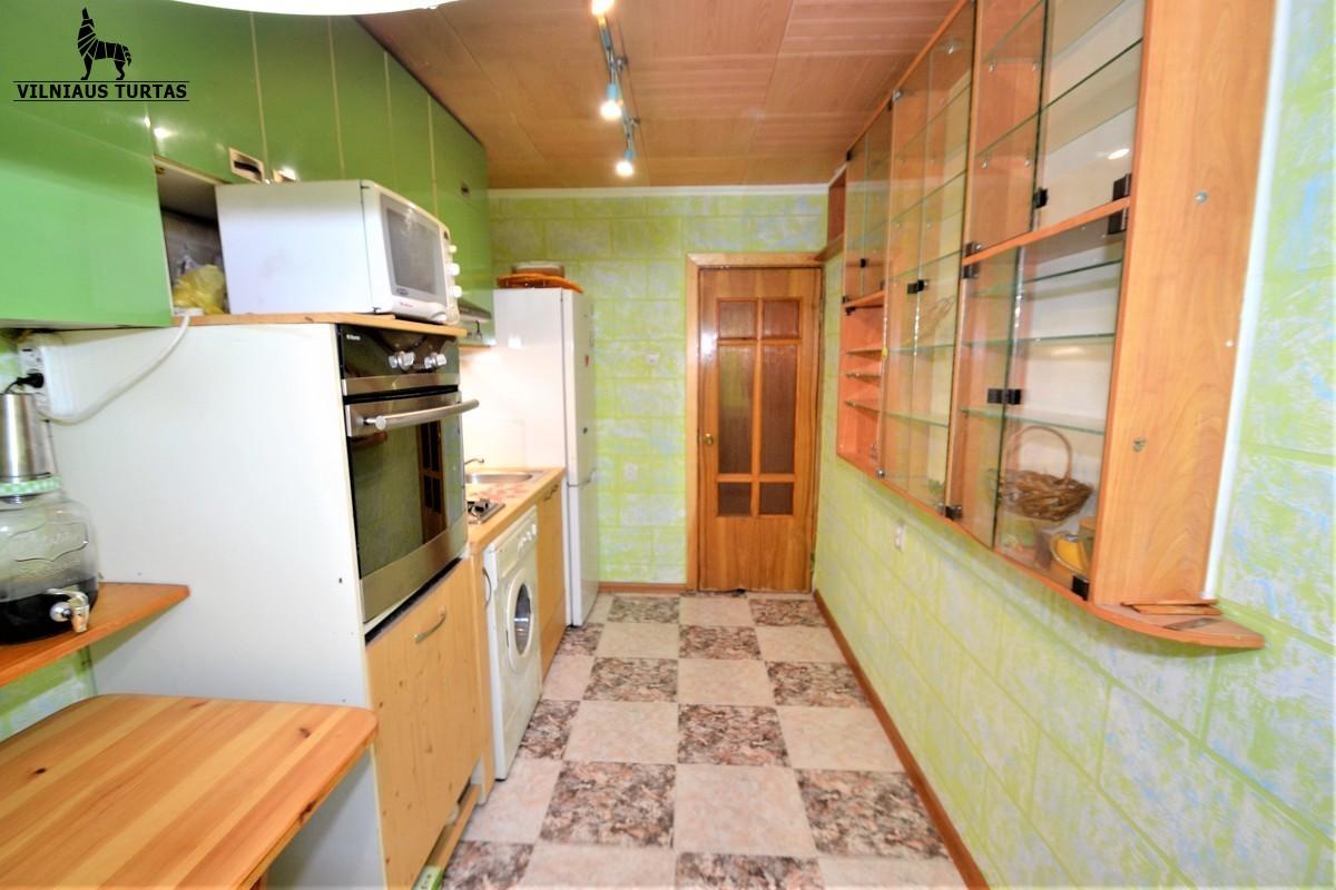 Parduodamas butas Dzūkų g., Naujininkuose, Vilniuje, 50 kv.m ploto, 2 kambariai - <strong>65 000 €