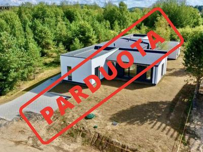 Parduodamas namas Jurginų g. 23C, Bajorų k., 118 kv.m ploto, 1 aukštai