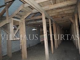 Parduodamos patalpos Daumantų  13A, Daumantiškių k., 473 kv.m ploto
