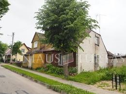 Parduodamas namas Laisvės g. 4, Dauguose, 200 kv.m ploto, 2 aukštai