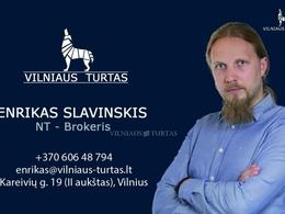Parduodamos patalpos Eitminų g., Pašilaičiuose, Vilniuje, 122 kv.m ploto