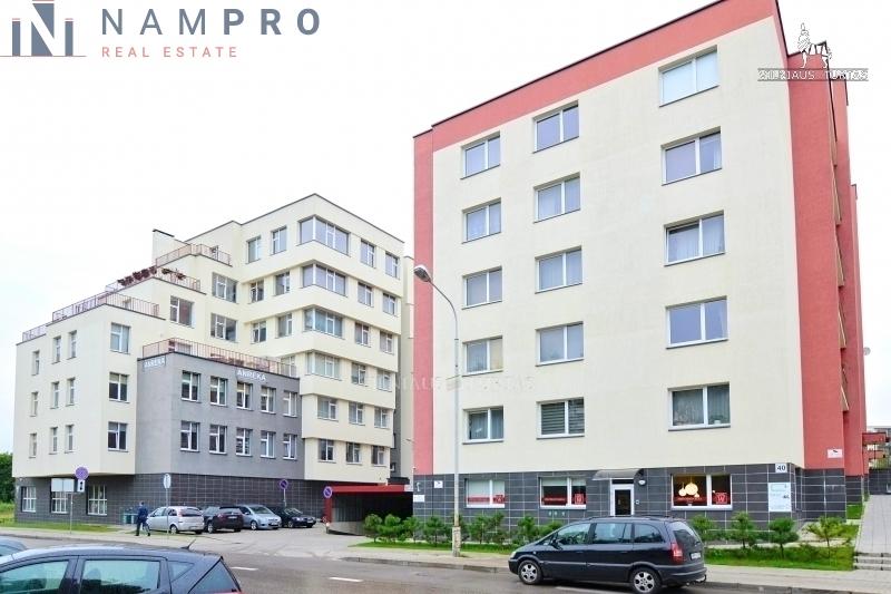 Parduodamos patalpos Gabijos g., Pašilaičiuose, Vilniuje, 55 kv.m ploto