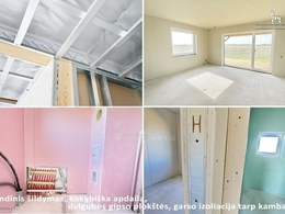 Parduodamas namas Trakų Vokėje, Vilniuje, 80 kv.m ploto, 0 aukštai