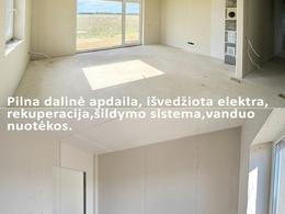 Parduodamas namas Gudelių k., 80 kv.m ploto, 0 aukštai