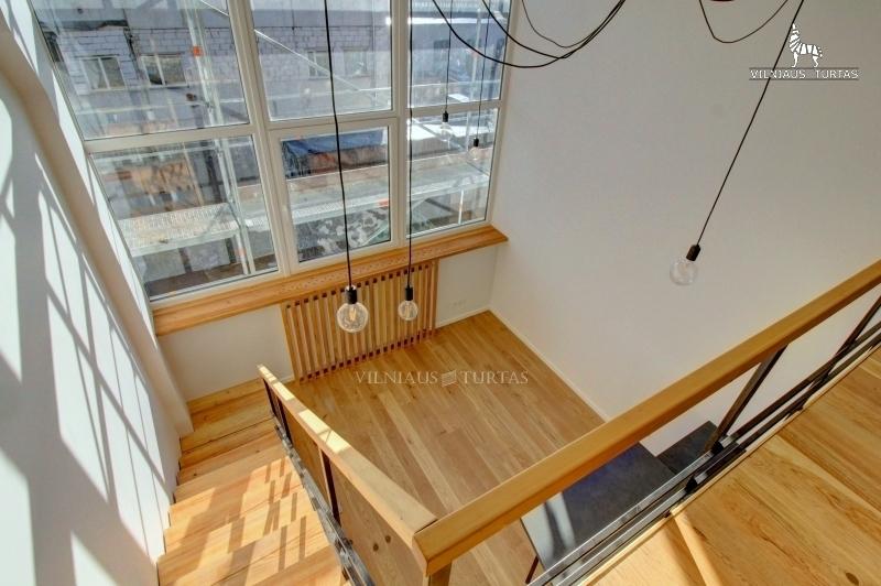 Parduodamas butas Vytenio g., Naujamiestyje, Vilniuje, 37 kv.m ploto, 2 kambariai