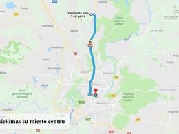 Parduodamas namas Vanaginės Sodų 5-oji g., Verkiuose, Vilniuje, 238 kv.m ploto, 0 aukštai