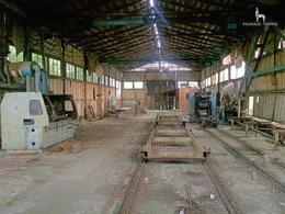 Parduodamos patalpos Prienų k., 1300 kv.m ploto