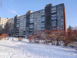 Parduodamas butas Laisvės pr. 42, Karoliniškėse, Vilniuje, 63.7 kv.m ploto, 3 kambariai