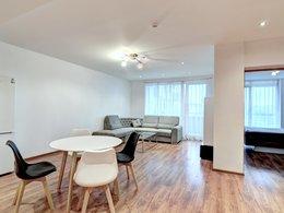 Parduodamas butas Algimanto Petro Kavoliuko g., Karoliniškėse, Vilniuje, 64 kv.m ploto, 2 kambariai