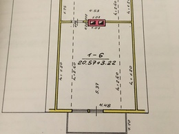 Parduodamas namas Didžioji g. 15, Marijampolio k., 156.77 kv.m ploto, 2 aukštai