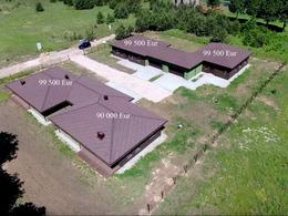 Parduodamas namas Raudondvario k., 120.05 kv.m ploto, 1 aukštai