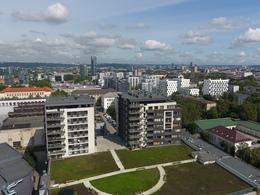 Nuomojamas butas Raitininkų g., Šnipiškėse, Vilniuje, 80 kv.m ploto, 2 kambariai