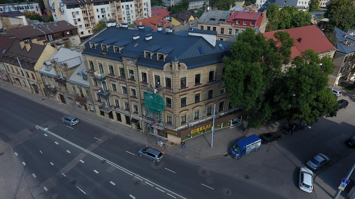Nuomojamos patalpos Kalvarijų g., Šnipiškėse, Vilniuje, 264.37 kv.m ploto