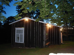 Parduodamas namas Burbiškio k., 55 kv.m ploto, 1 aukštai
