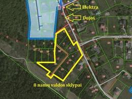 Parduodamas sklypas Alantos g., Trakų Vokėje, Vilniuje, 10 a ploto