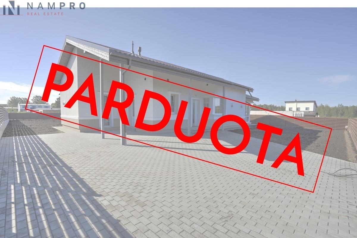 Parduodamas namas Medaus g., Avižieniuose, Vilniuje, 124.36 kv.m ploto, 1 aukštai