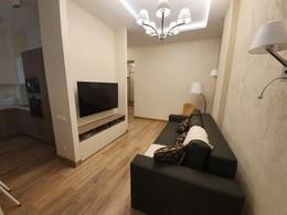 Parduodamas butas Šeštokų g., Aleksote, Kaune, 54 kv.m ploto, 3 kambariai