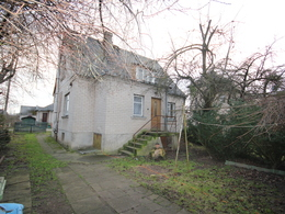 Parduodamas namas R. Mizaros g., Garliavoje, 168 kv.m ploto, 2 aukštai