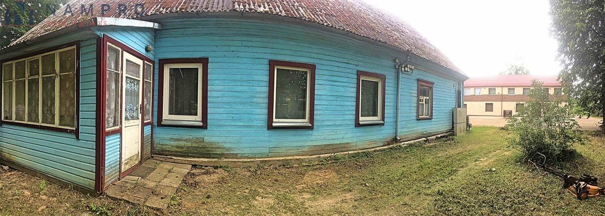 Parduodamos patalpos Vytauto g., Rokiškyje, 62 kv.m ploto