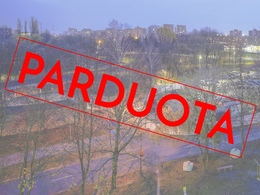 Parduodamas butas Taikos pr., Dainavoje, Kaune, 63.06 kv.m ploto, 3 kambariai [..]