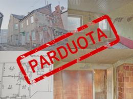 Parduodamas butas Palangos g., Senamiestyje, Kaune, 42 kv.m ploto, 2 kambariai [..]