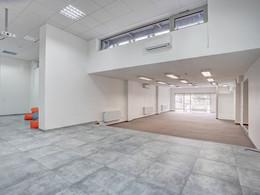 Nuomojamos patalpos A. Juozapavičiaus g., Šnipiškėse, Vilniuje, 240 kv.m ploto