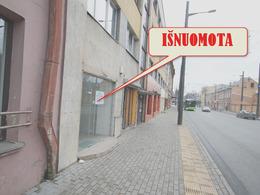 Nuomojamos patalpos Savanorių pr., Centre, Kaune, 37 kv.m ploto