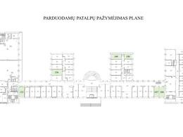 Parduodamos patalpos A. Goštauto g., Naujamiestyje, Vilniuje, 11.72 kv.m ploto