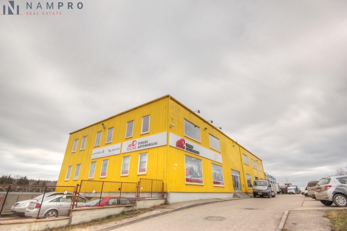Parduodamos patalpos Islandijos pl. 197, Kalniečiuose, Kaune, 205 kv.m ploto