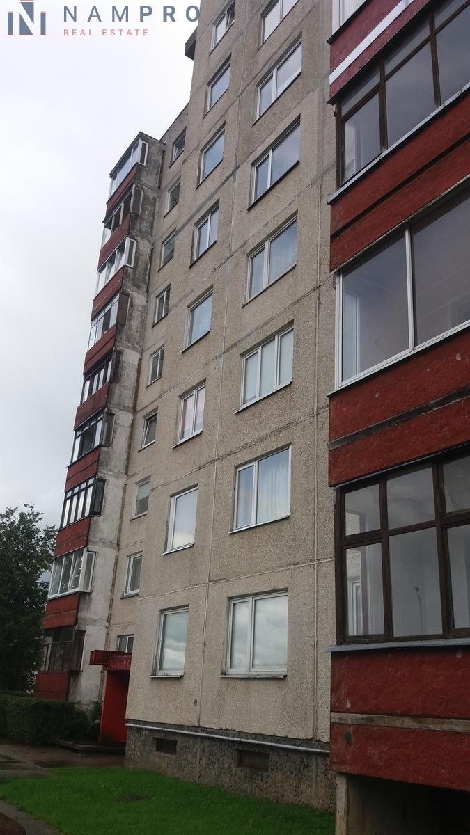 Nuomojamas butas Geležinio Vilko g. 6, Eiguliuose, Kaune, 65 kv.m ploto, 3 kambariai