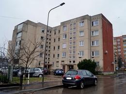 Parduodamas butas A. Baranausko g., Žaliakalnyje, Kaune, 59 kv.m ploto, 3 kambariai