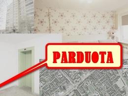 Parduodamas butas V. Krėvės pr., Dainavoje, Kaune, 30 kv.m ploto, 1 kambariai [..]