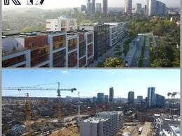 Parduodamas butas Kernavės g., Šnipiškėse, Vilniuje, 43.95 kv.m ploto, 2 kambariai