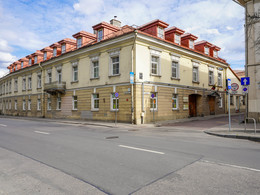 Nuomojamas butas Šiltadaržio g., Senamiestyje, Vilniuje, 65 kv.m ploto, 2 kambariai
