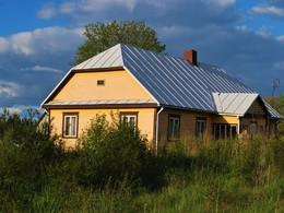 Parduodamas namas Jačionių k., 109 kv.m ploto, 1 aukštai
