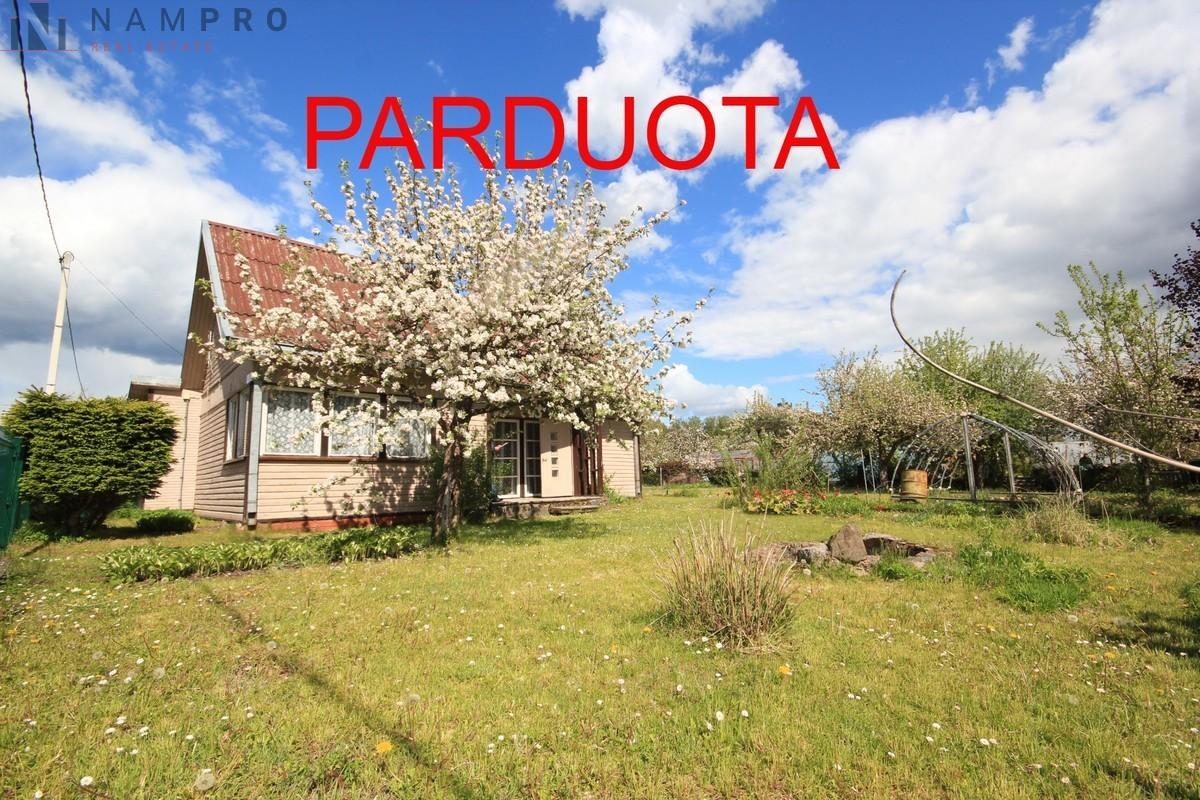 Parduodamas namas Vyturių 4, Gervėnupio k., 92 kv.m ploto, 2 aukštai