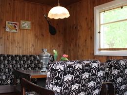 Parduodamas namas Kalnagūbrio Šatijos SB, Šatijų k., 32 kv.m ploto, 1 aukštai