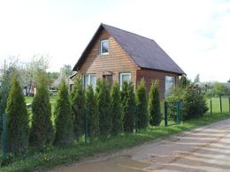 Parduodamas namas Jovarų g. 2, Byliškių k., 43 kv.m ploto, 1 aukštai [..]