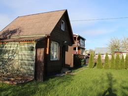 Parduodamas namas Jovarų g. 2, Byliškių k., 43 kv.m ploto, 1 aukštai