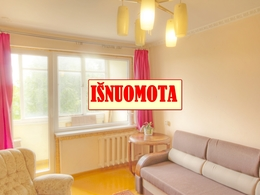 Parduodamas butas Taikos pr. 79, Dainavoje, Kaune, 30 kv.m ploto, 1 kambariai [..]