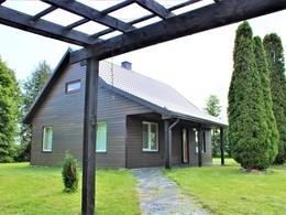 Parduodamas namas Patašių k., 120 kv.m ploto, 1 aukštai
