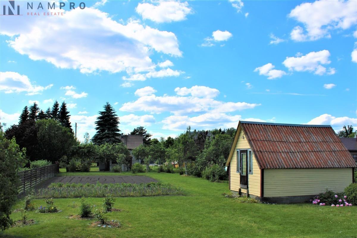 Parduodamas namas Žibuoklių g., Byliškių k., 13 kv.m ploto, 1 aukštai