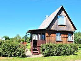 Parduodamas namas Bulotų k., 52 kv.m ploto, 1 aukštai