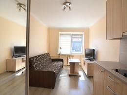 Parduodamas butas Gerosios Vilties g., Naujamiestyje, Vilniuje, 13 kv.m ploto, 1 kambariai