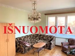 Nuomojami kambariai Vaistinės skg. 6, Žaliakalnyje, Kaune 3 kambarių bute [..]