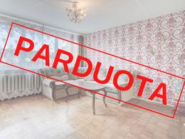 Parduodamas butas Naujininkuose, Vilniuje, 31.46 kv.m ploto, 2 kambariai [..]
