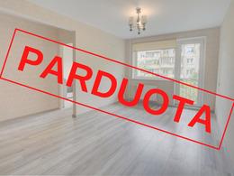 Parduodamas butas Šnipiškėse, Vilniuje, 44.53 kv.m ploto, 2 kambariai [..]