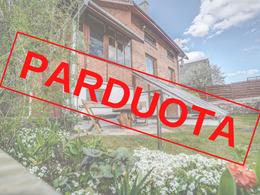 Parduodamas namas Vilkiškių k., 127.34 kv.m ploto, 2 aukštai